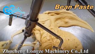 工业自动果酱豆沙制造机搅拌炒锅