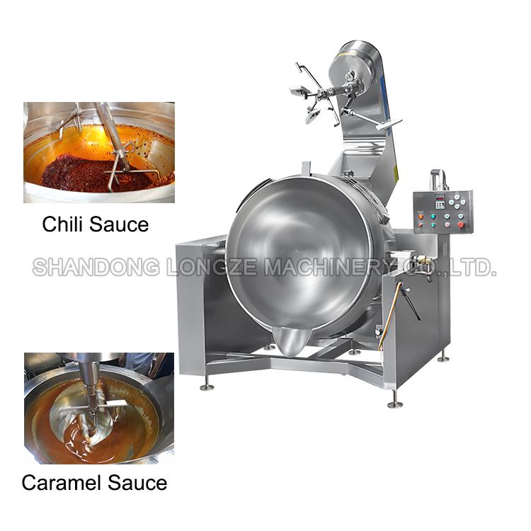 食品搅拌机器/辣椒酱制作设备