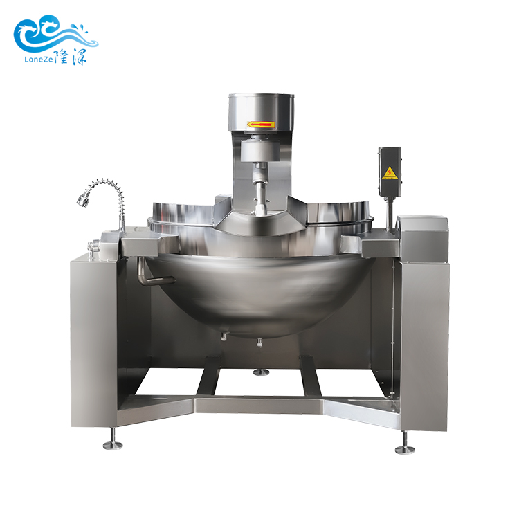 Fillings Cooking Mixer Machine