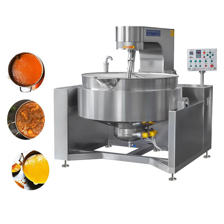 Curry Base Gravy Electric Cooking Mixer