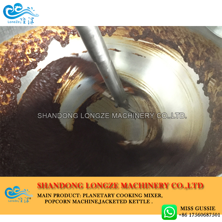 stir fry cooking mixer machine for sauce